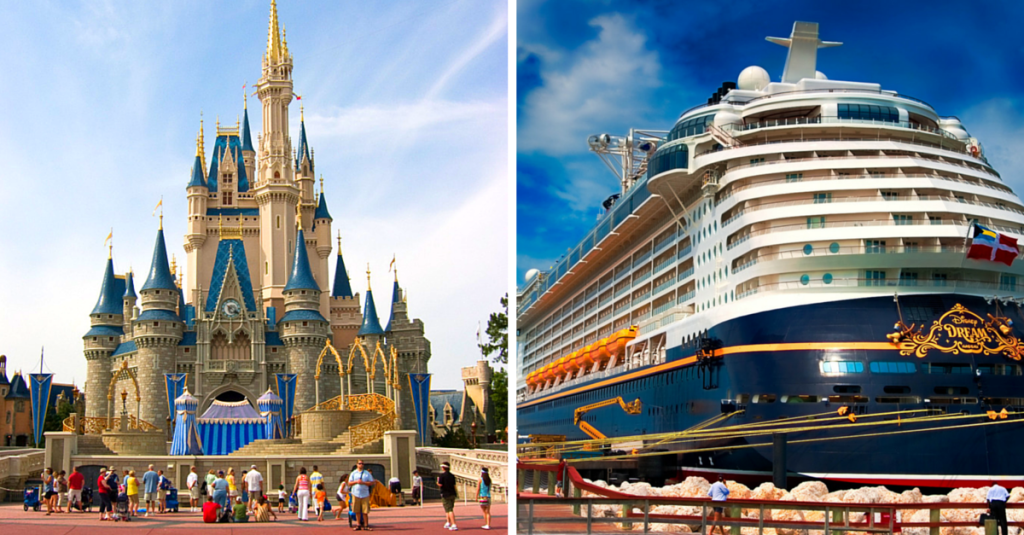 Disney World and Disney Cruise