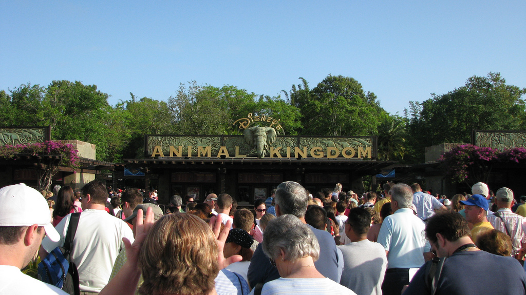 beat the crowds at Disney World